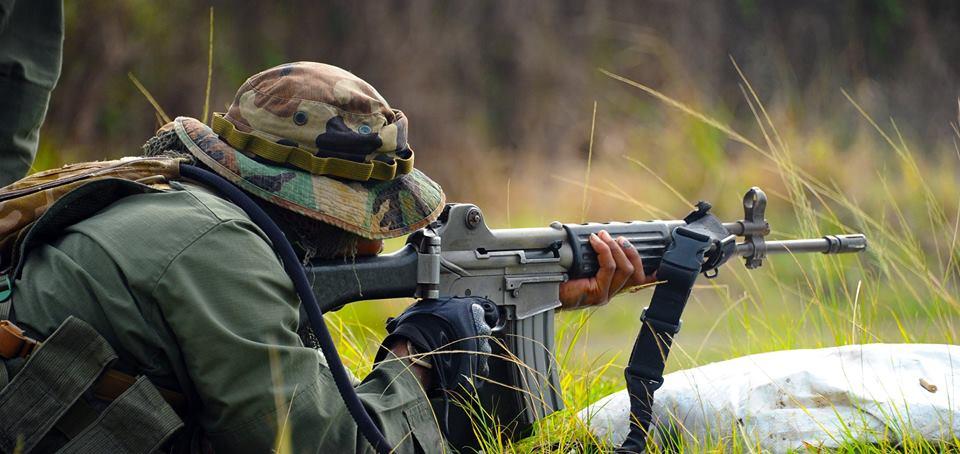 Les Forces militaires de la République des Fidji  /Republic of Fiji Military Forces (RFMF) 13a1029
