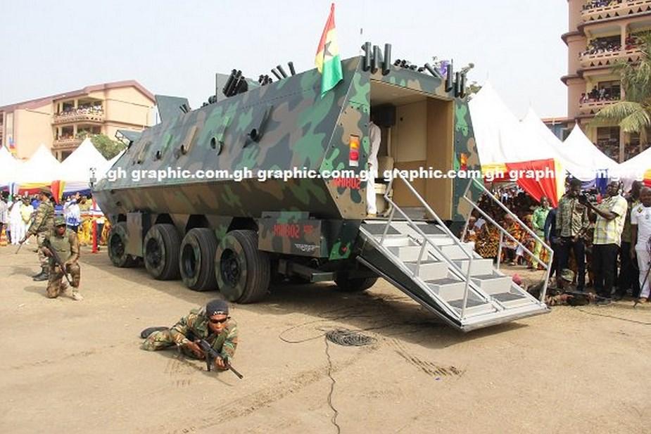 Armée Ghanéene/Ghana Armed Forces - Page 3 13a1065