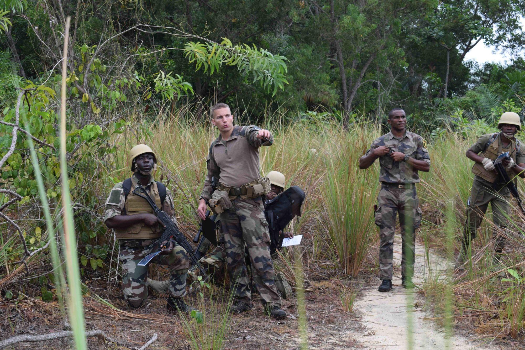 Armée du Gabon - Page 5 13a10c19
