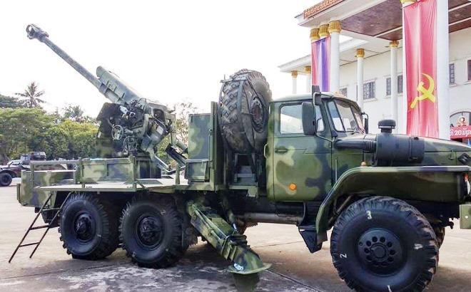 L'Armée populaire lao / forces armées du Laos 13a10c38