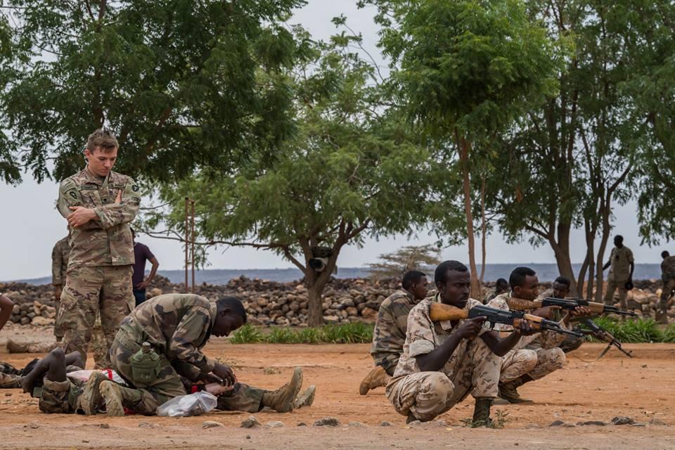 Armée djiboutienne / Djibouti National Army - Page 3 13a10c42