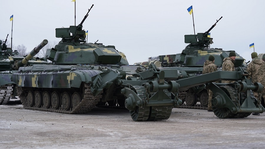 Ukrainian Armed Forces / Zbroyni Syly Ukrayiny - Page 17 13a10d26