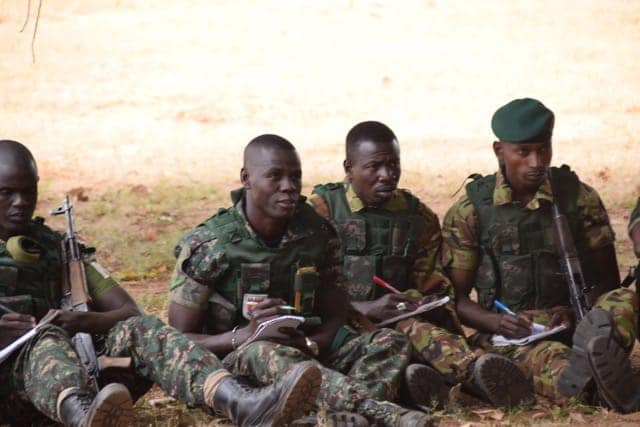 Armée Nationale Gambienne / Gambian National Army 13a10e39