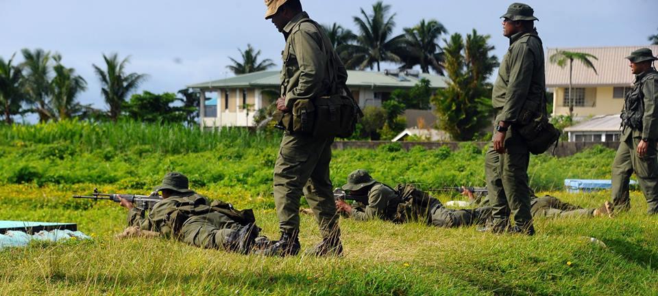 Les Forces militaires de la République des Fidji  /Republic of Fiji Military Forces (RFMF) 13a9b30