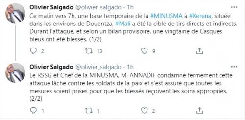 Intervention militaire au Mali - Opération Serval - Page 26 1448