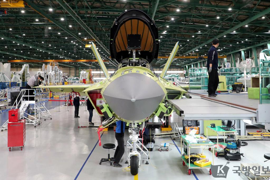 Korea Aerospace Industries KFX - Page 2 1461