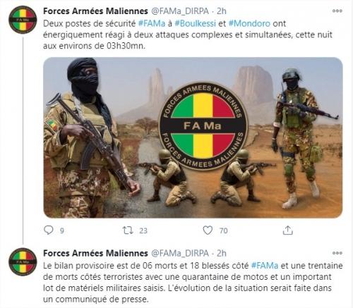Intervention militaire au Mali - Opération Serval - Page 26 1533
