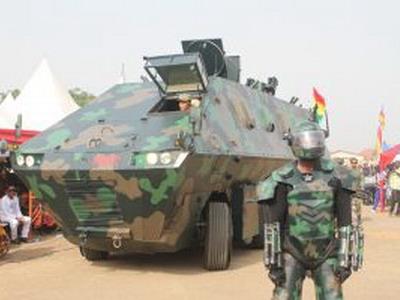Armée Ghanéene/Ghana Armed Forces - Page 3 15a322