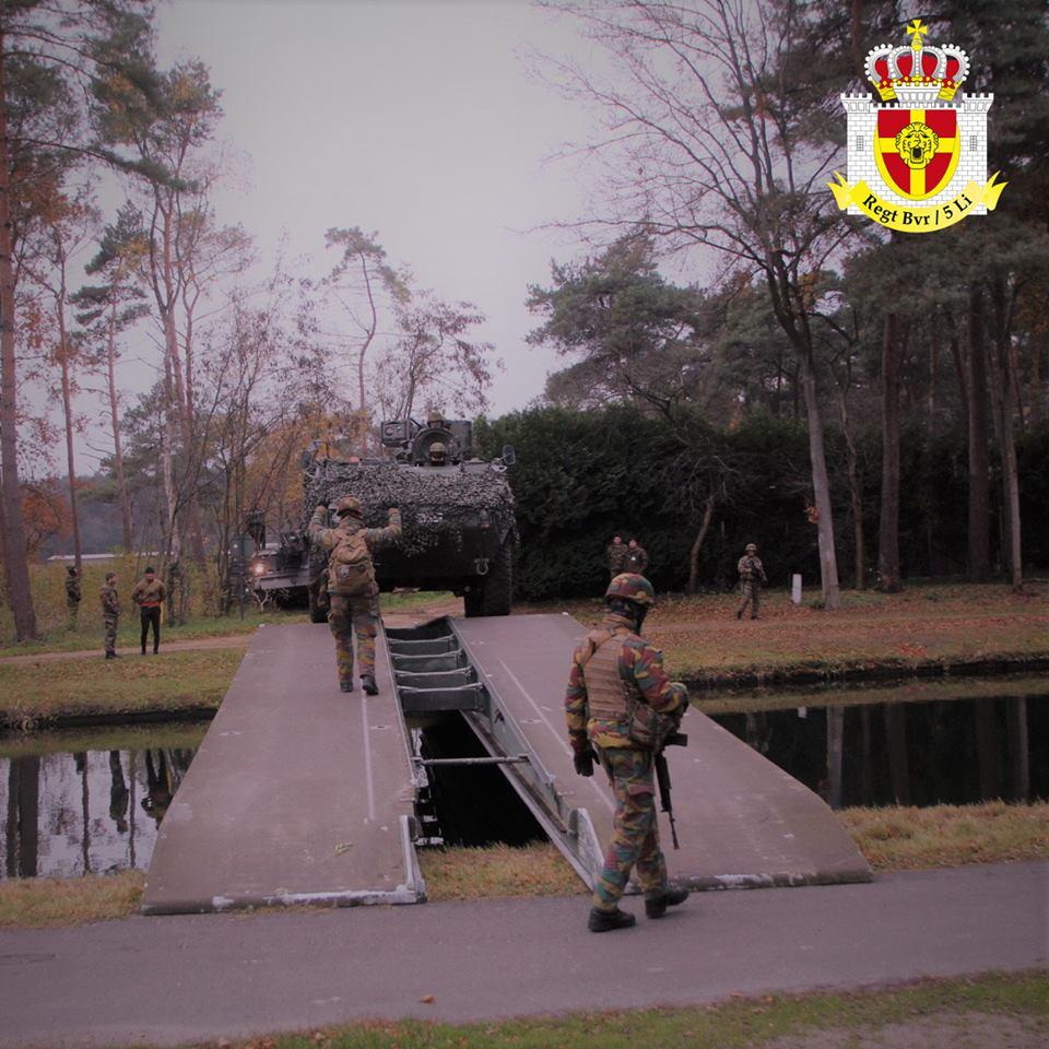 Armée Belge / Defensie van België / Belgian Army  - Page 19 15a327