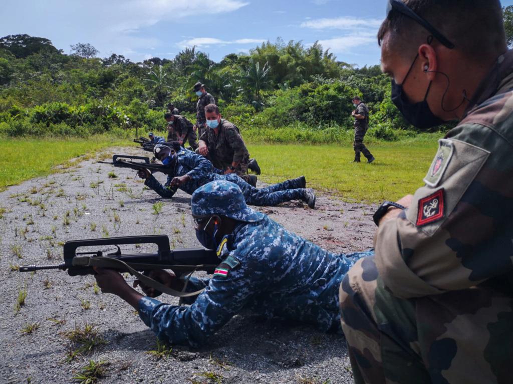 Surinamese National Army / Surinaamse Nationaal Leger ( SNL ) 15a33