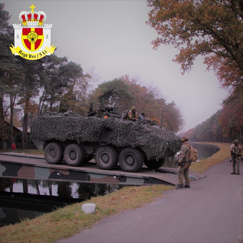 Armée Belge / Defensie van België / Belgian Army  - Page 19 15a515