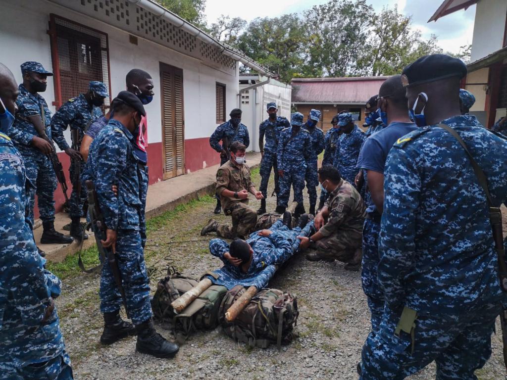 Surinamese National Army / Surinaamse Nationaal Leger ( SNL ) 15c21