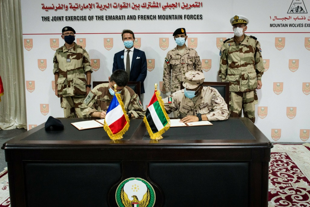 Armée Emirati/Union Defence Force (UAE) - Page 40 15c29