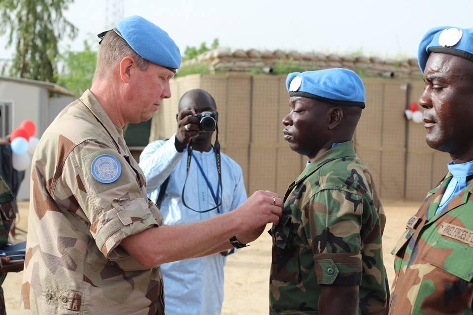 Les Forces Armées du Libéria / Armed Forces of Liberia ( AFL ) 216