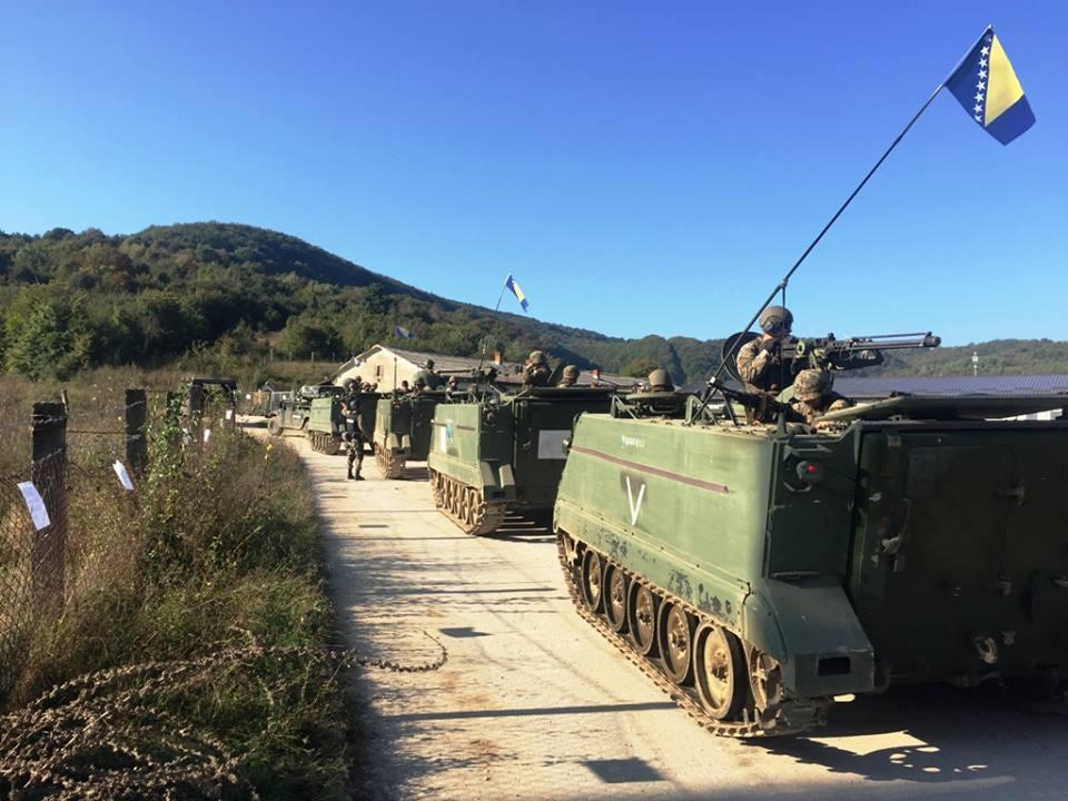 Forces armées de Bosnie et d'Herzégovine 219