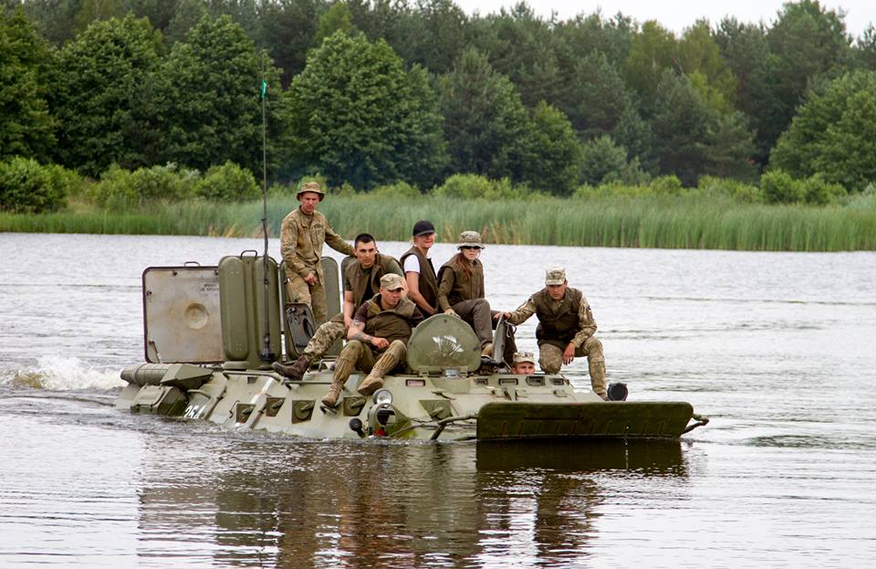 Ukrainian Armed Forces / Zbroyni Syly Ukrayiny - Page 17 2719