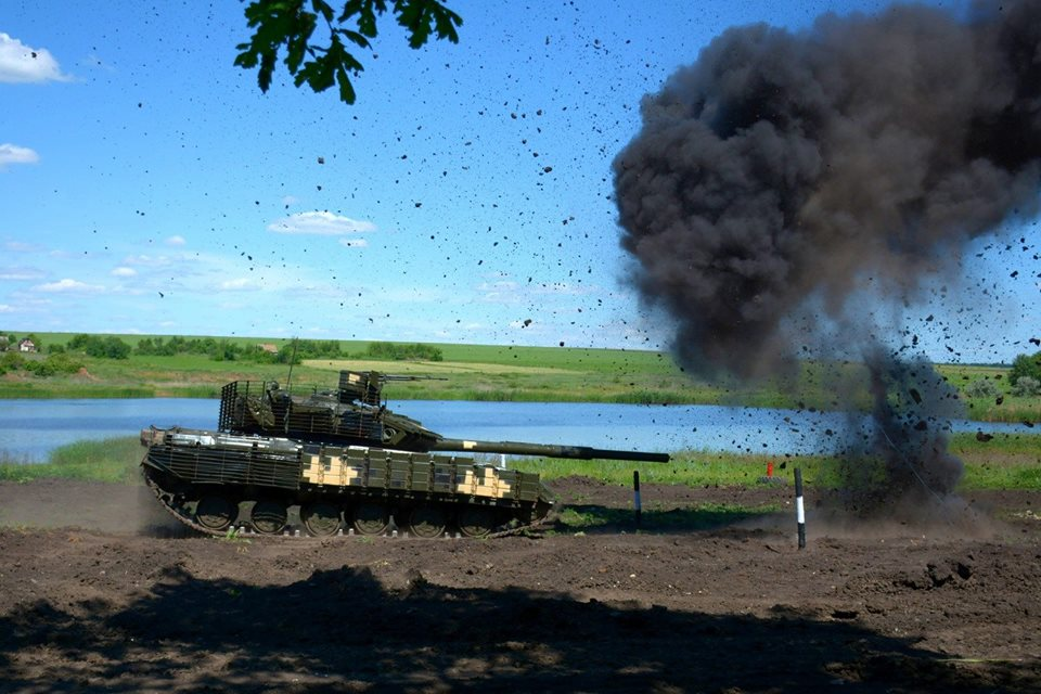 Ukrainian Armed Forces / Zbroyni Syly Ukrayiny - Page 17 2726