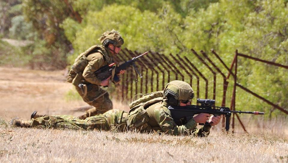 Armée Australienne/Australian Defence Force (ADF) - Page 43 2a11