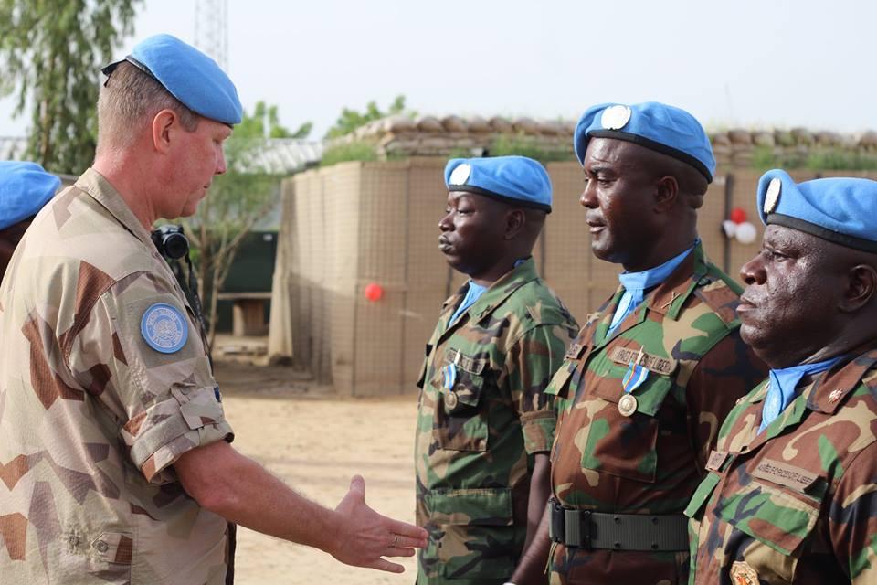 Les Forces Armées du Libéria / Armed Forces of Liberia ( AFL ) 315
