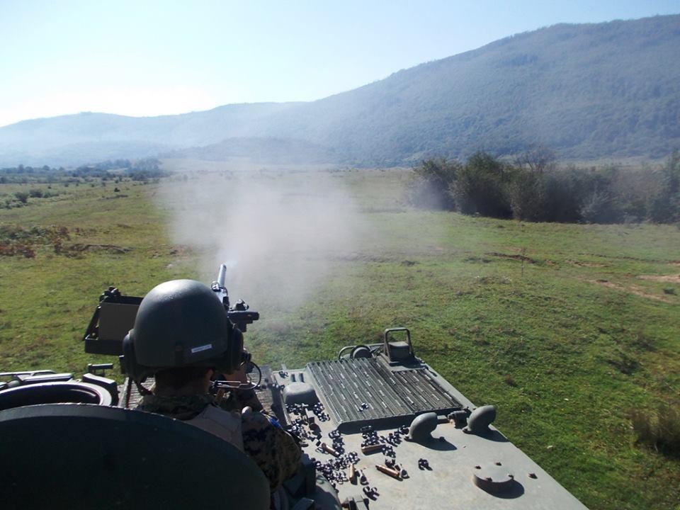 Forces armées de Bosnie et d'Herzégovine 318