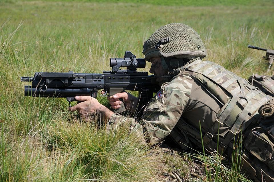 Armée Britannique/British Armed Forces - Page 10 3253