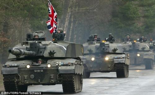 Armée Britannique/British Armed Forces - Page 11 329
