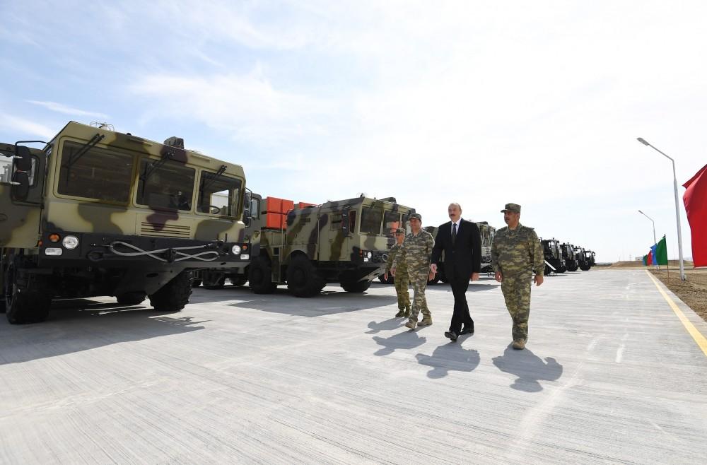 Armée Azeri / Azerbaijani Armed Forces / Azərbaycan Silahlı Qüvvələri - Page 13 3311