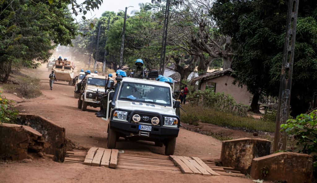 Intervention militaire en Centrafrique - Opération Sangaris - Page 6 33657812