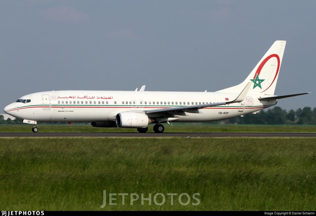 Royal Air Maroc - Page 21 3724