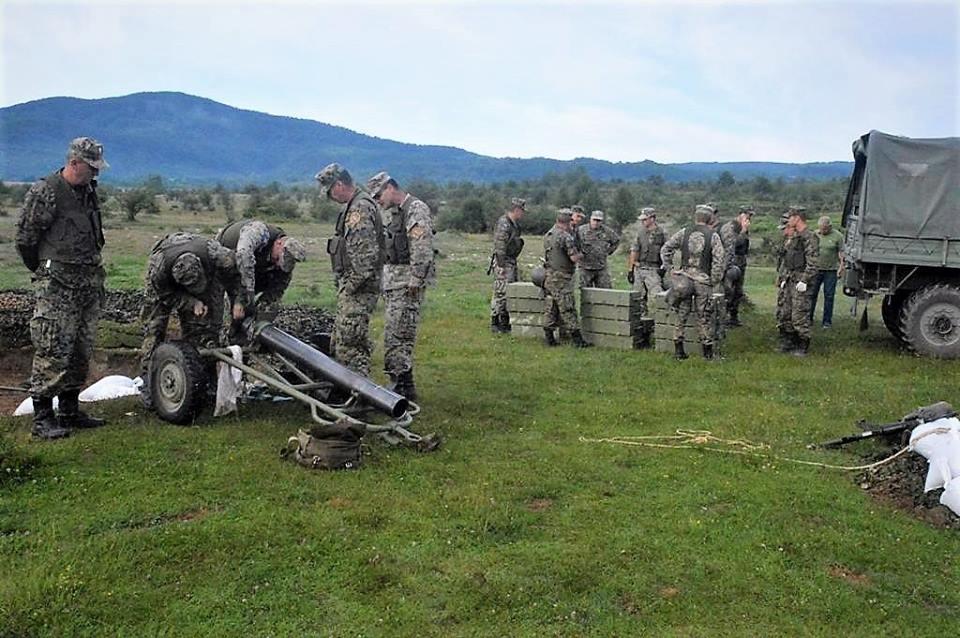 Forces armées de Bosnie et d'Herzégovine 4033