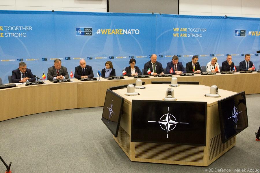 L'Organisation du traité de l'Atlantique Nord - OTAN / NATO - Page 11 4063