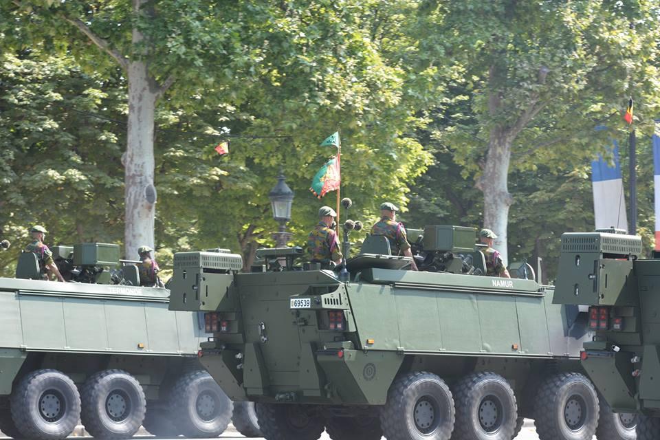 Armée Belge / Defensie van België / Belgian Army  - Page 17 4073