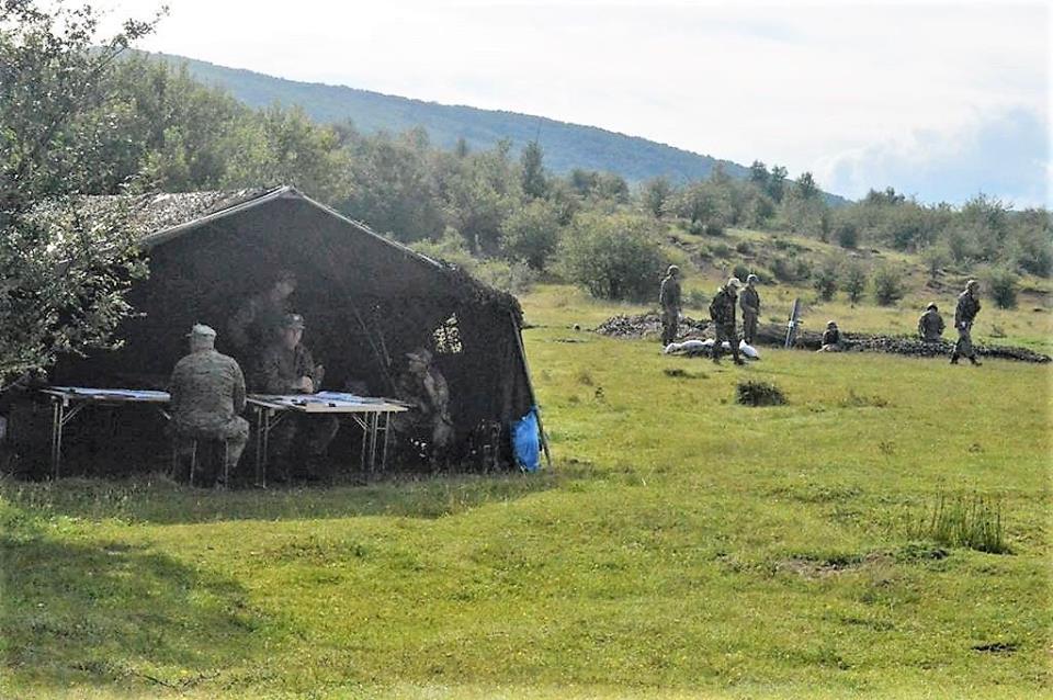 Forces armées de Bosnie et d'Herzégovine 4130