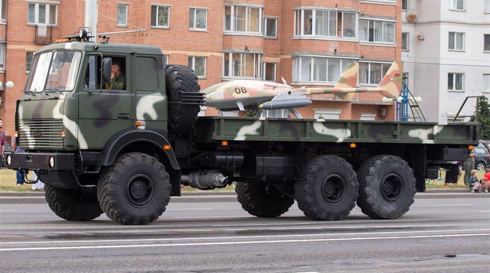 Armée Biélorusse / Armed Forces of Belarus - Page 6 4162