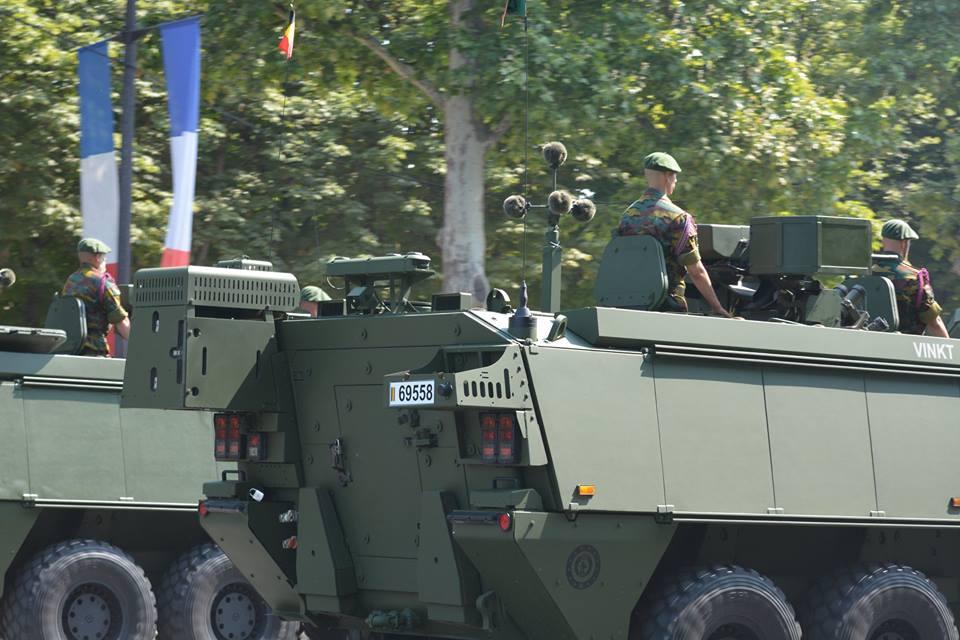 Armée Belge / Defensie van België / Belgian Army  - Page 17 4170