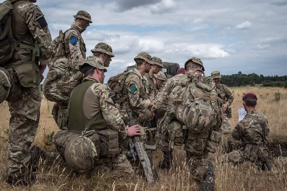 Armée Britannique/British Armed Forces - Page 11 4187