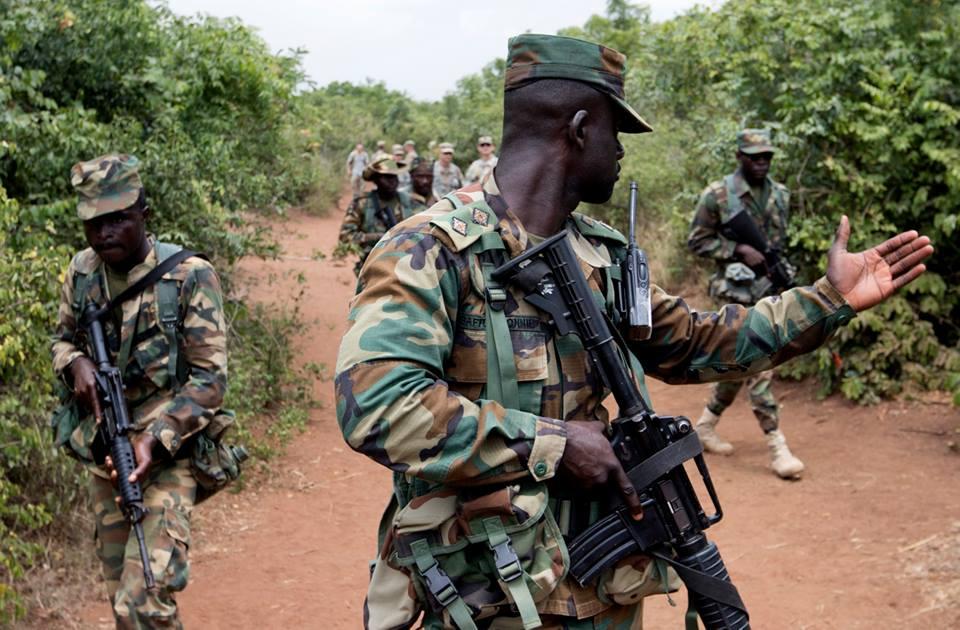 Armée Ghanéene/Ghana Armed Forces - Page 3 42126