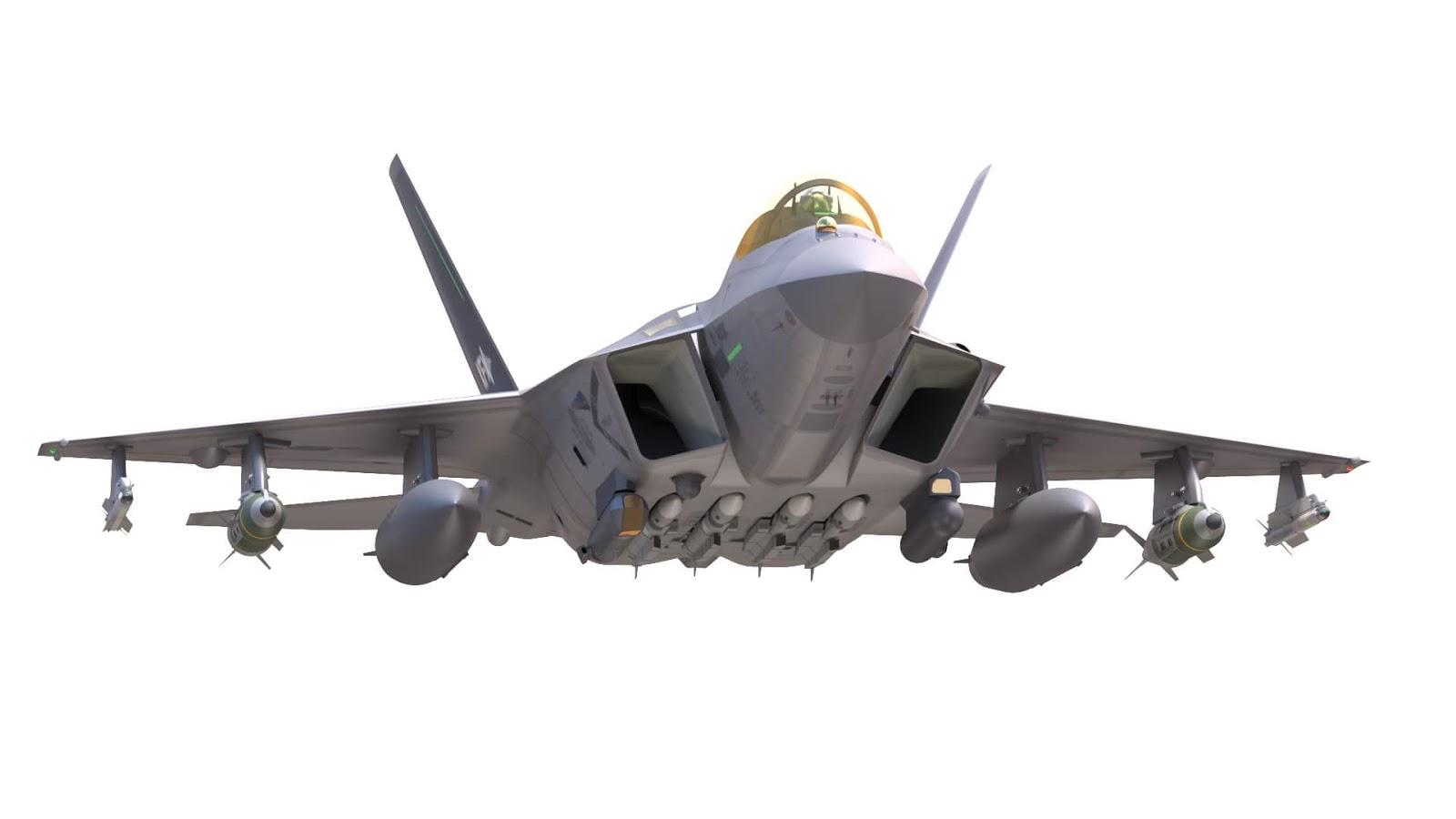 Korea Aerospace Industries KFX 4228