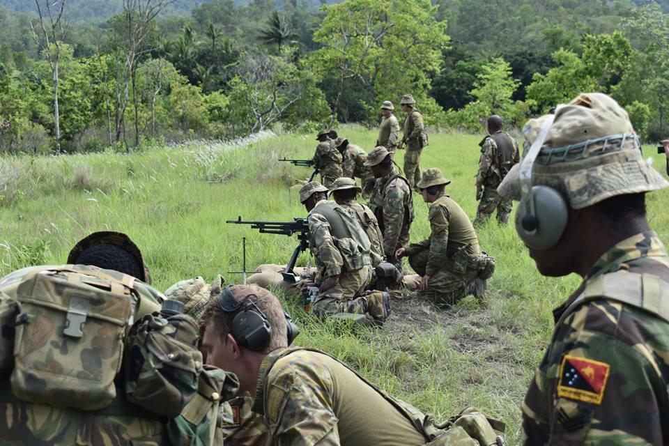 Force de défense de Papouasie Nouvelle-Guinée  / Papua New Guinea Defence Force (PNGDF) 426