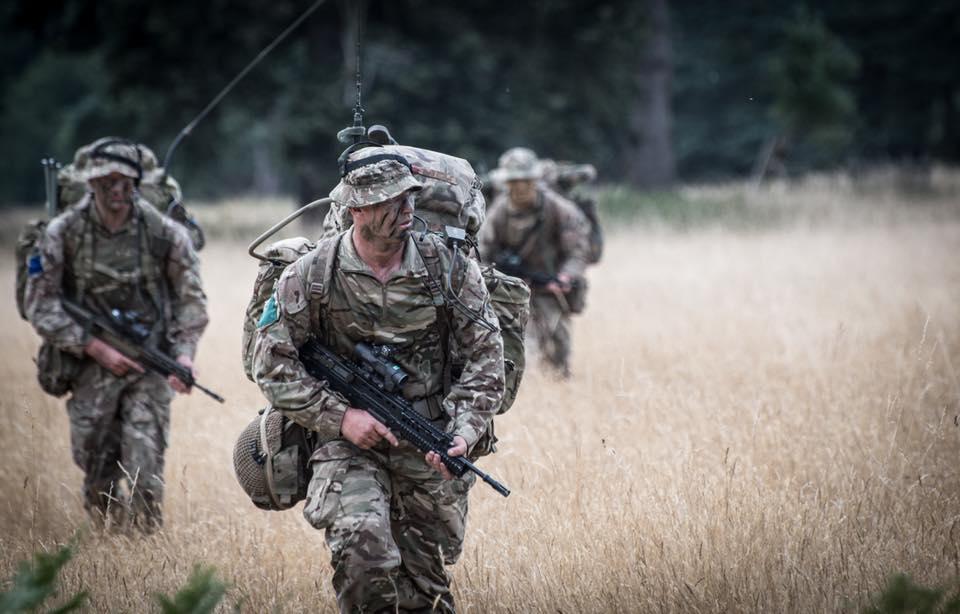 Armée Britannique/British Armed Forces - Page 11 4291