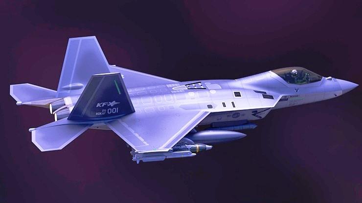 Korea Aerospace Industries KFX 4327