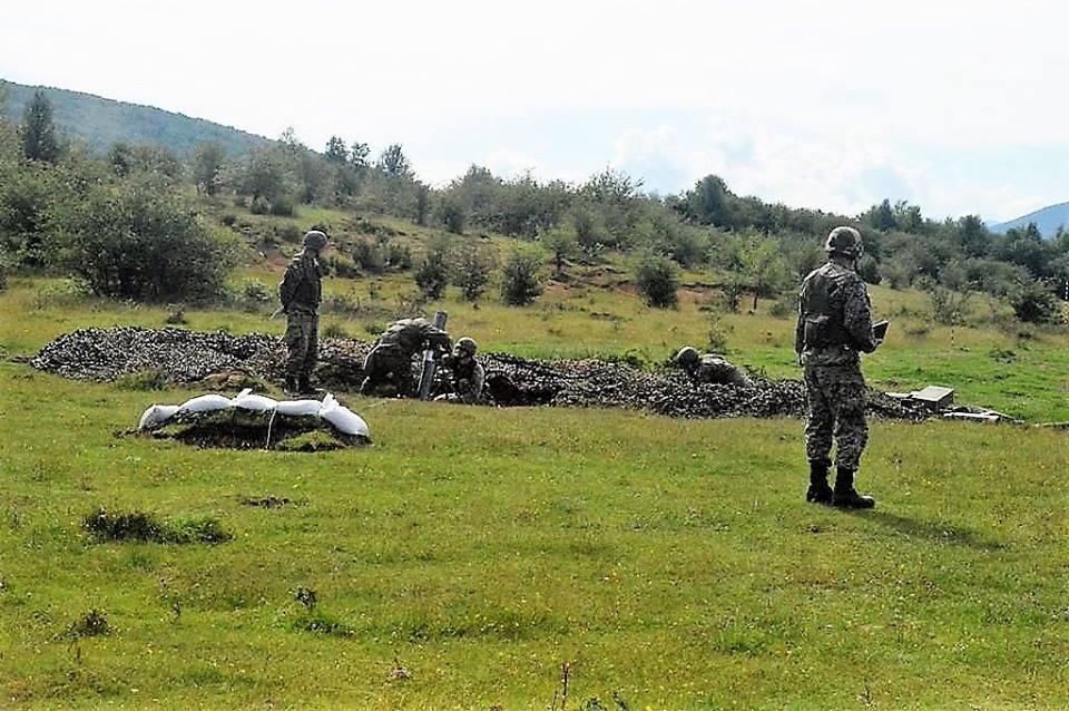 Forces armées de Bosnie et d'Herzégovine 4332