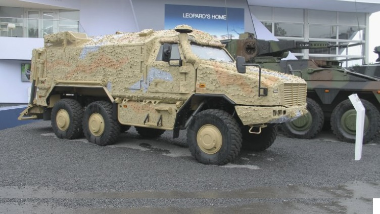 Industrie de defense Allemande / die deutsche Rüstungsindustrie - Page 4 4387