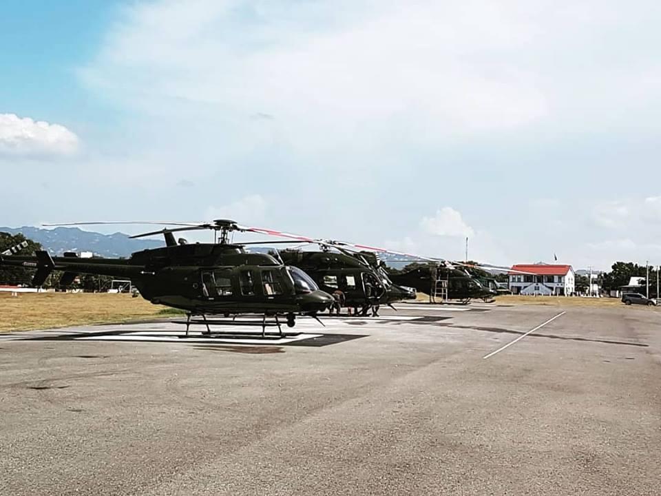 Force de défense de la Jamaïque / jamaica defence force (JDF) 44a25