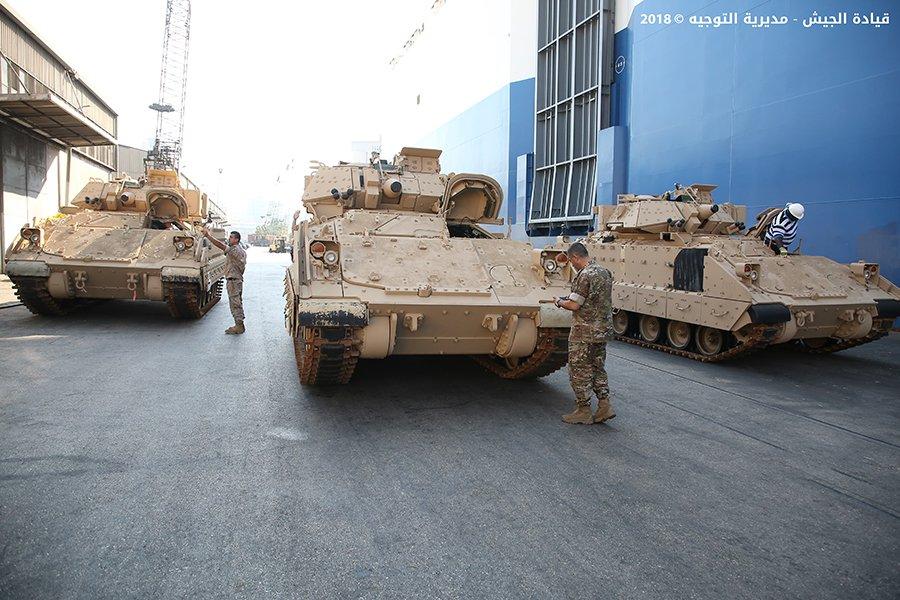 Armée Libanaise / Lebanese Armed Forces (LAF) / القوات المسلحة اللبنانية - Page 22 45111