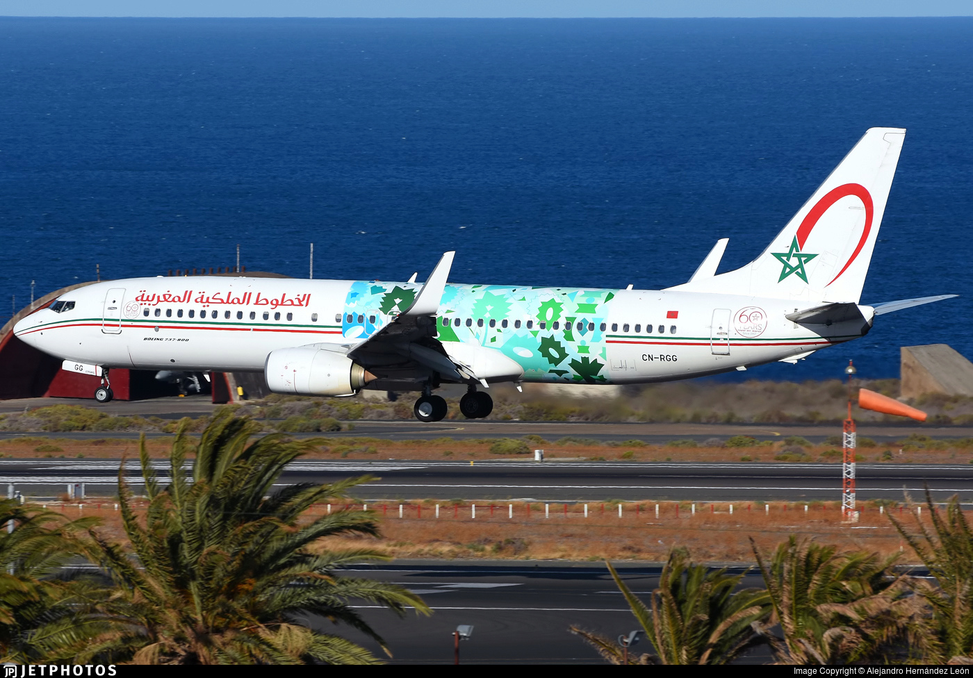 Royal Air Maroc - Page 21 4555