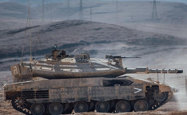 Armée Israélienne / Israel Defense Forces (IDF) - Page 2 4576