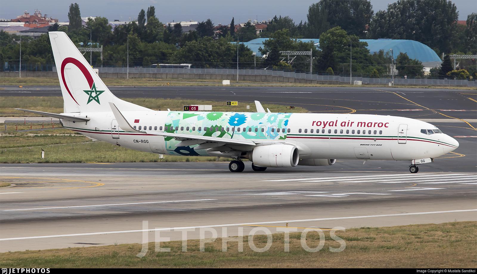 Royal Air Maroc - Page 21 4653