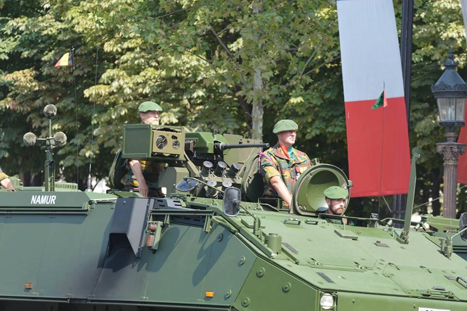 Armée Belge / Defensie van België / Belgian Army  - Page 17 4666