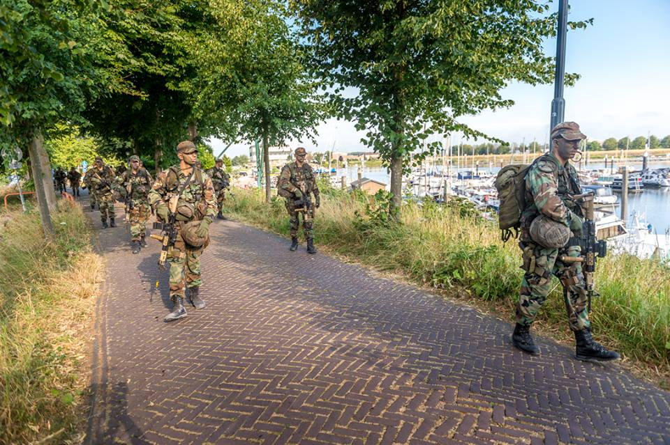 Armée Hollandaise/Armed forces of the Netherlands/Nederlandse krijgsmacht - Page 22 4741